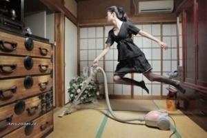 X Working woman