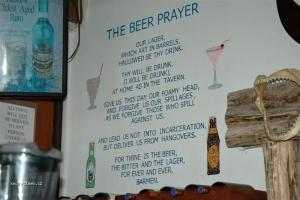 The Beer Prayer