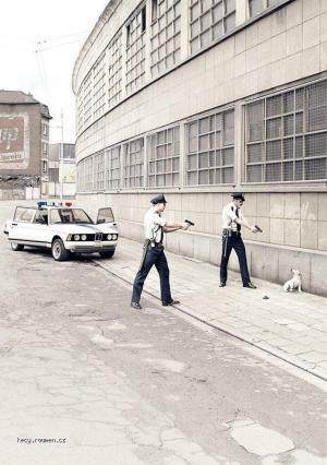 akcni policejni akce