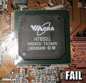 chip fail
