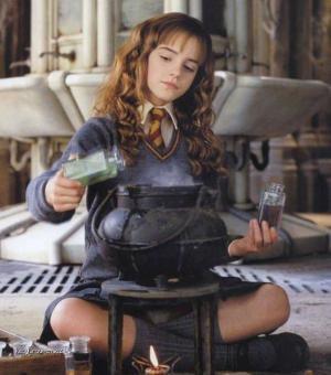 Hermiona a jeji kalhotky