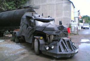 monster kamion