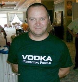 Vodka man