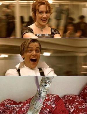 X Titanic dance