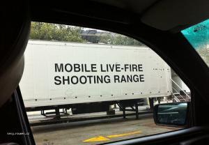 Mobile LiveFire Shooting Range