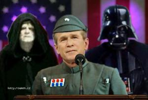 Bush  Evil Empire