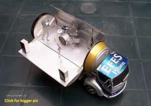 beer truck 34
