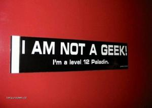 I am not a geek