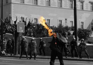 protest v Recku
