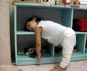 Funniest Sleeping Positions Possible1