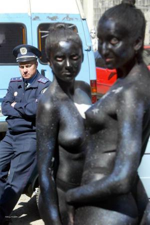 policista a holky