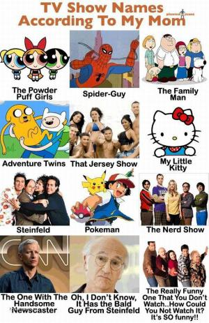 TV show names