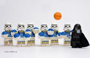 Funny lego today