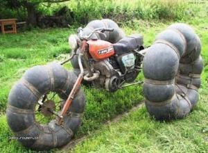 motorka do bazin