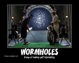 wormhole golf