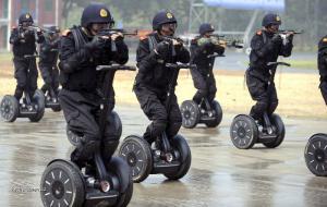 motorizovana cinska jednotka