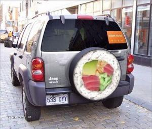 Sushi Jeep