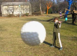 detail golfoveho micku