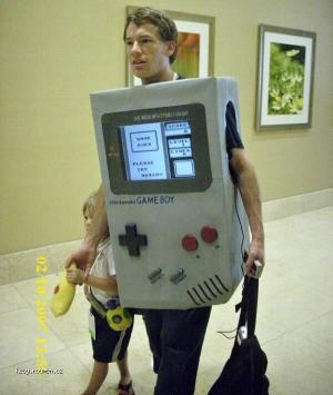 Gameboy Dad