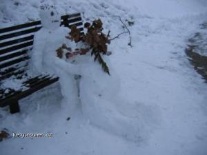 Jak vysokoskolaci vidi snehulaky 2