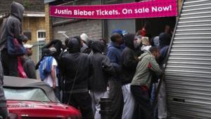 Justin riot