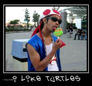i like turtles by pixelperfect