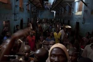 Prison in Freetown  Sierra Leone 2