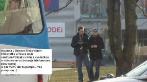 Bonz policajt OstravaTrebovice 02