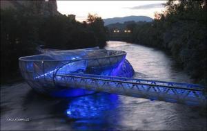Pretty cool bridge in Austria