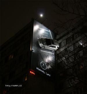 Reklamy  Mercedes