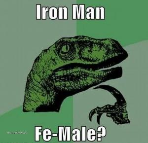 Ironman today