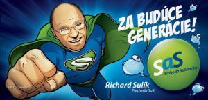 Supermanov navrat  Za buduce generacie
