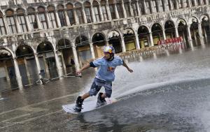 zaplavy v Benatkach