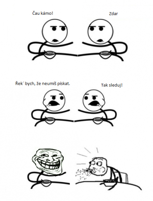 troll vs cereal guy