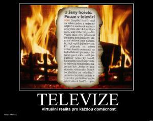 televize  virtualni realita