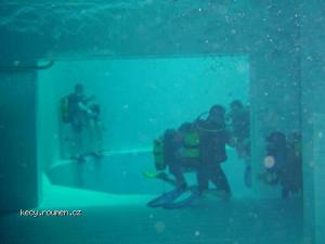 Worlds Deepest Swimming Pool 7