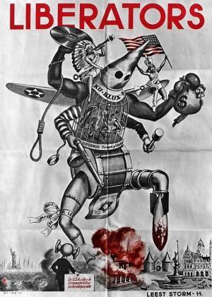 Bizarre Propaganda Posters 1