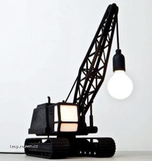bagr lampicka