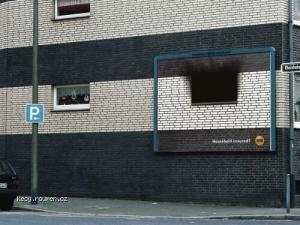 Insurance advert