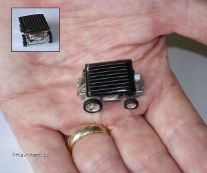 mini solarni vozitko