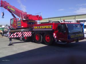huge crane accident 1