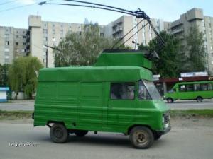 Domaci trolejbus