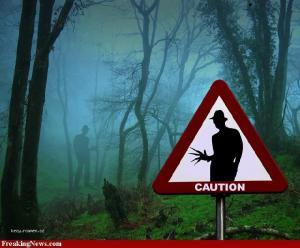 CautionTrafficSign