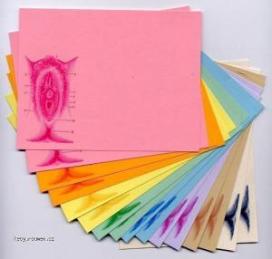 barevne papiry pro prvnacky