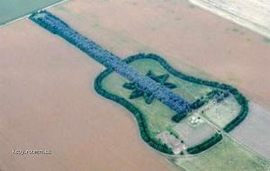 Extra guitar
