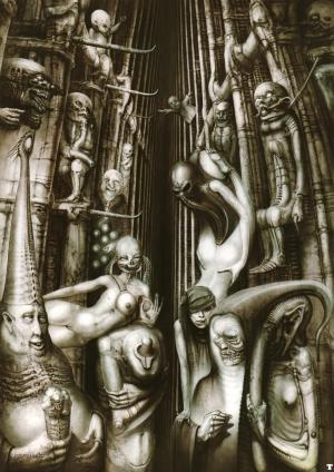 Giger acrowley