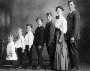 Z historie Rodinka