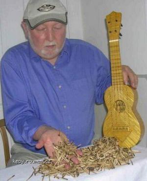 matchstick guitar 10