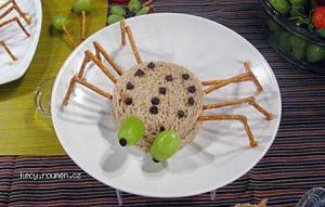 spider sandwich