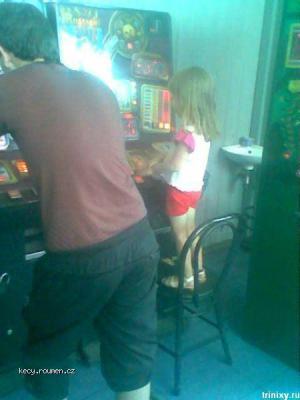 mala gamblerka